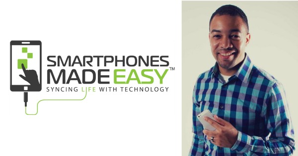 042 - Rey Brown founder of Smartphones Made Easy