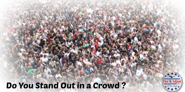 Do you stand out in a Crowd? How a personal website can help set you and your business apart from the rest.