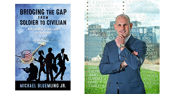 80 - Michael Bluemling Jr author of Bridging the Gap from Soldier to Civilian