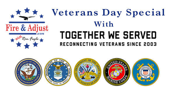 91 - Veterans Day Special with Together We Served