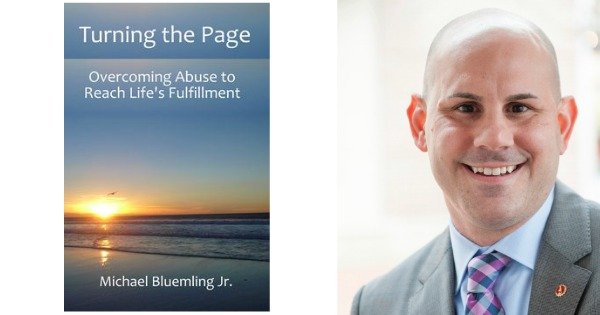 004 - Michael Bluemling JR Author of Turning the Page