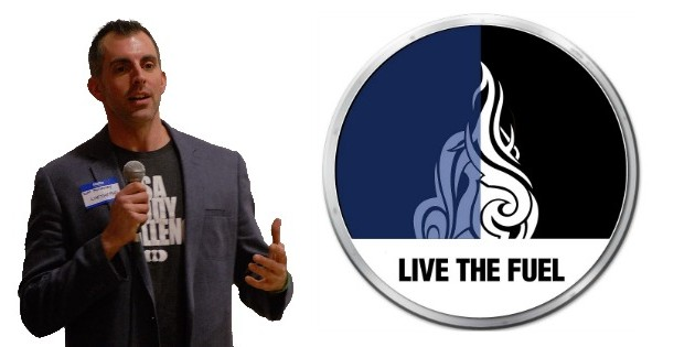 002 - Scott Mulvaney founder of Live The Fuel