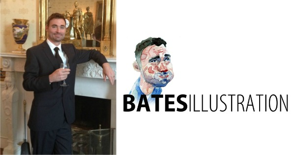 027 - Rob Bates Award Winning Combat Artist