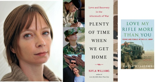 026 - Kayla Williams Author and Army Veteran