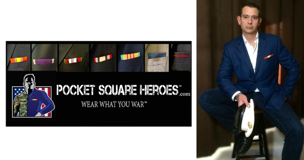 022 - Christopher Costa founder of Pocket Square Heroes