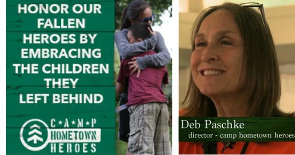 038 - Hometown Heroes Director Deb Paschke