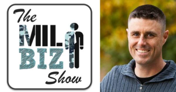 039 - Damian Taafe-McMenamy founder of The MilBiz Show