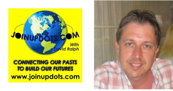 031 - David Ralph host of Join Up Dots