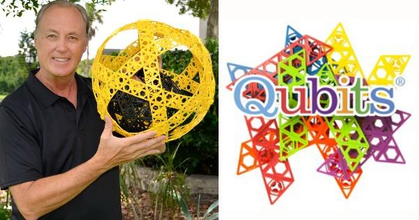 035 - Mark Burginger founder of the Qubits Toy