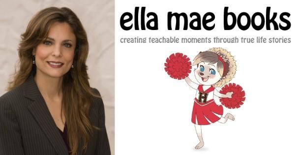 65 - Stephanie Cameron Author of Ella Mae: The Courageous Cheerleader