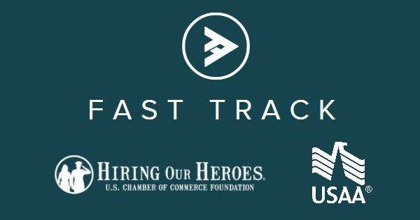 75 Fast Track - Hiring Our Heroes and USAA