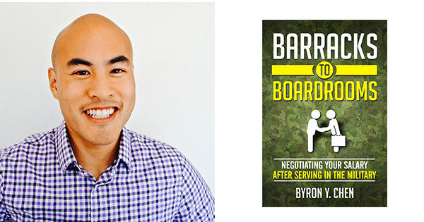 82 - Byron Chen author of Barracks to Boardrooms and Founder of SuccessVets